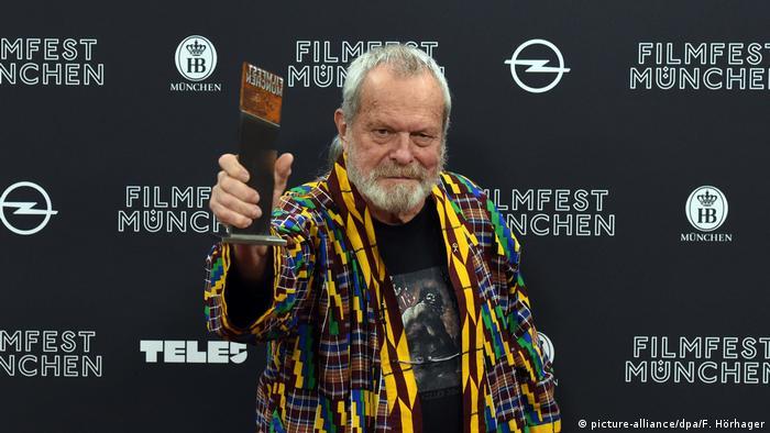 Terry Gilliam beim Filmfest München
