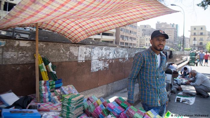Ägyptens Wirtschafts-Krise (Abdelrahman Mohamed)