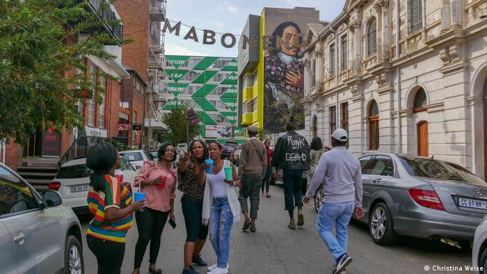 Bildergalerie Maboneng Johannesburg (Christina Weise)