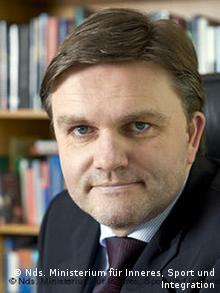 Niedersachsens Innenminister Uwe Schünemann (Foto: Nds. Ministerium für Inneres, Sport und Integration)