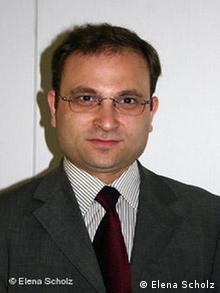 Bülent Ucar, Professor für Islamische Religionspädagogik in Osnabrück (Foto: Elena Scholz)