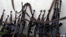 Waffen in Afrika