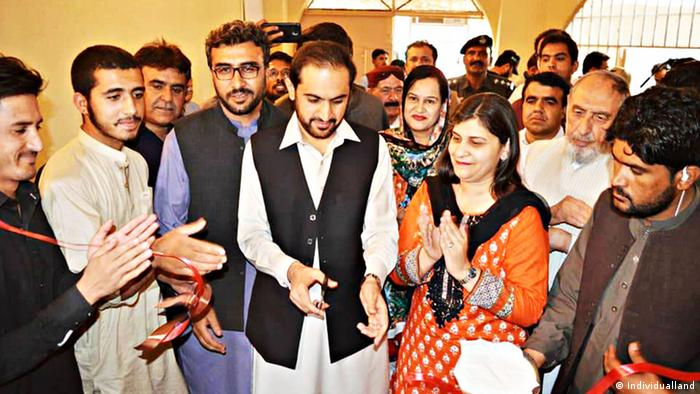 Chief Minister Mir Abdul Quddus Bizenjo opened the Individualland Media Center, which provides psychological counseling to traumatised reporters.