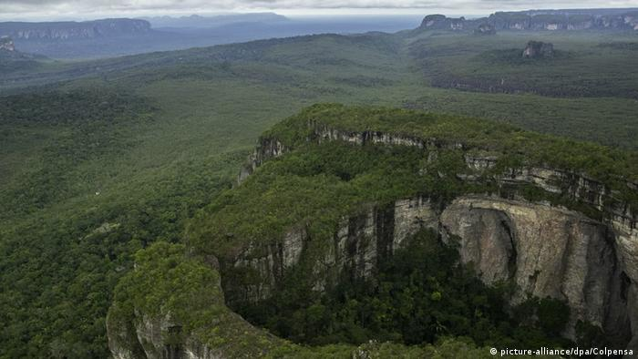 Kolumbien Chiribiquete Nationalpark