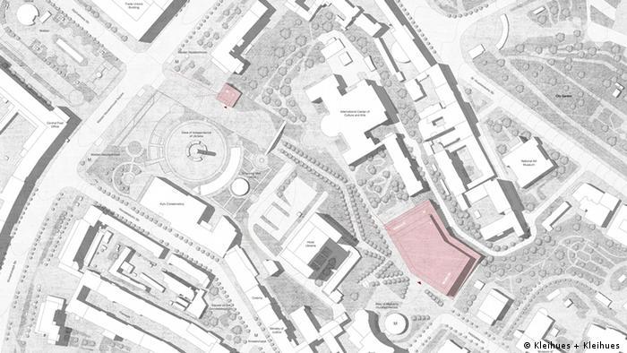 Архітектурне бюро Kleihues + Kleihues з Берліна виграло міжнародний конкурс на будівництво музею