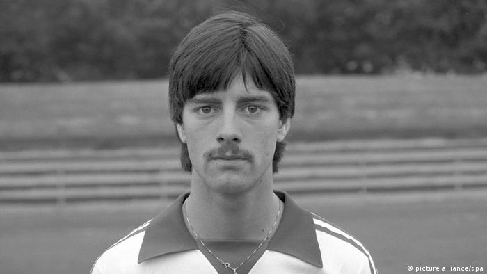 Jogi Löw VfB Stuttgart 1980/1981 (picture alliance/dpa)