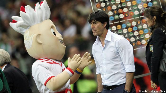 EURO 2012 - Deutschland - Italien - Joachim Löw (picture-alliance/dpa)