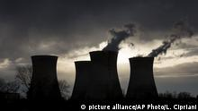 Atomkraftwerk Bugey Nahe Lyon