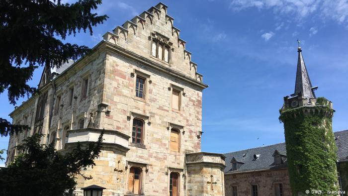 Замок Райхардсбрунн