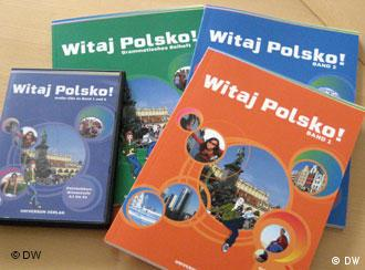 Podręcznik Witaj Polsko ma ułatwić niemieckim uczniom naukę języka polskiego