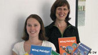 Charlotte Höhn und Simone Schnell z wydawnictwa Universum były od początku zainteresowane projektem