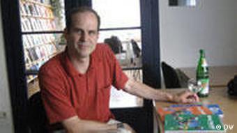 Matthias Kneip jest przekonany o tym, że podręcznik wzbudzi zainteresowanie niemieckich szkół