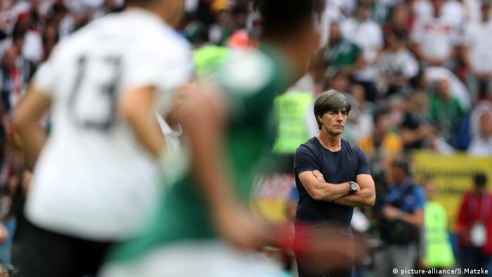 Joachim Löw Trainer in Deutschland Vorrunde Gruppe F... (picture-alliance/S.Matzke)