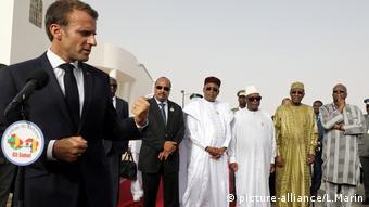 Mauretanien Frankreich Afrikanische Union
