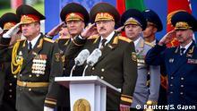 Weißrussland Unabhängigkeitstag Militärparade in Minsk | Alexander Lukaschenko, Präsident