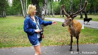У Сухолуччі діє контактний зоопарк