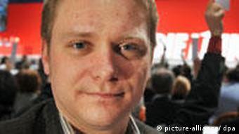 Der Bundestagsabgeordnete der Linkspartei Jan Korte (Foto: dpa)