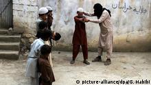 Afghanistan 2015 IS-Kämpfer mit Kindern