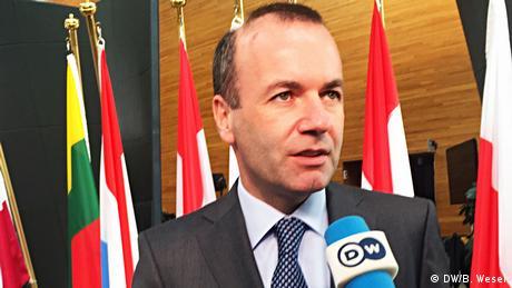 Баварський консерватор Манфред Вебер планує очолити Єврокомісію після Юнкера