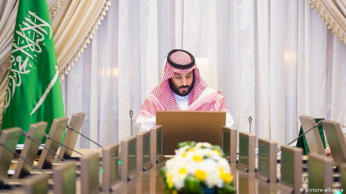 Mohammed bin Salman (picture-alliance)