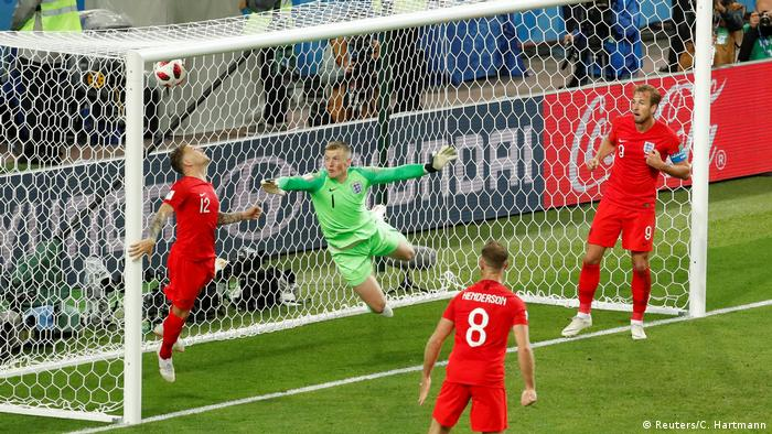 World Cup 2018 England Defeat Colombia In Dramatic Penalty