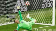 Suécia e Inglaterra fecham as vagas para os quartos de final do Mundial