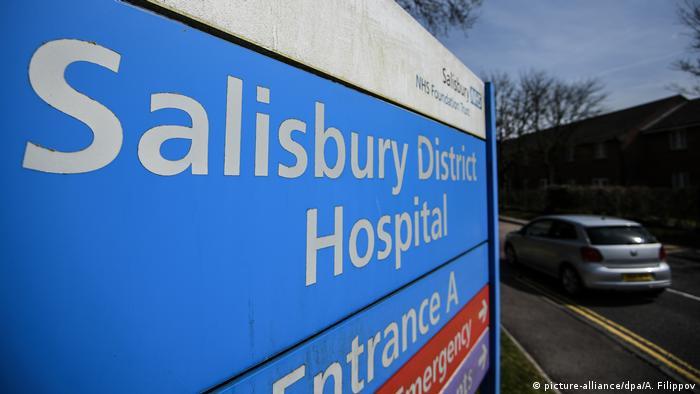 Госпиталь в Солсбери