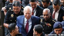 Malaysia | Ex-Premier Najib Razak festgenommen