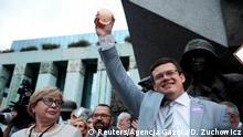 Polen | Proteste gegen Zwangsruhestand für Richter