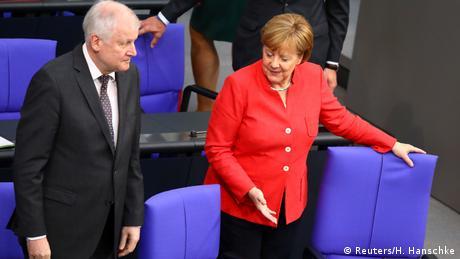 Πρόσκαιρη ανάσα η συμφωνία Μέρκελ-Ζεεχόφερ