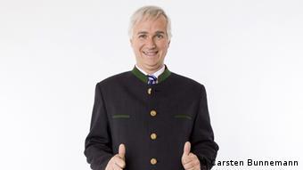 Kabarettist Wolfgang Krebs