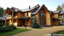 Ukraine Ehemaliger Präsident Viktor Janokovitschs Residenz