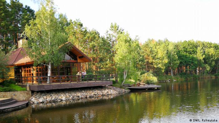Дом на территории резиденции Сухолучье