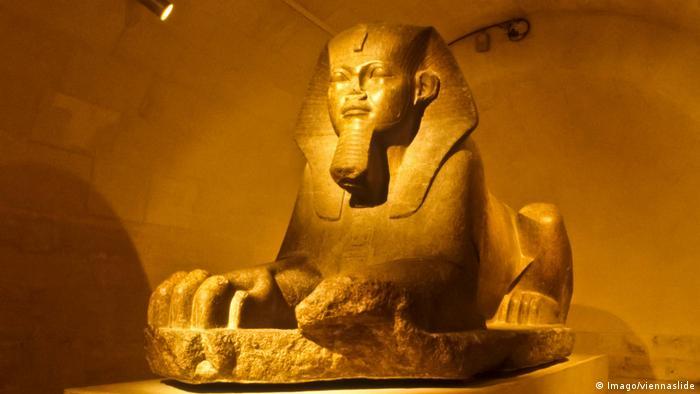 Sphinx of Tanis (Imago/viennaslide)