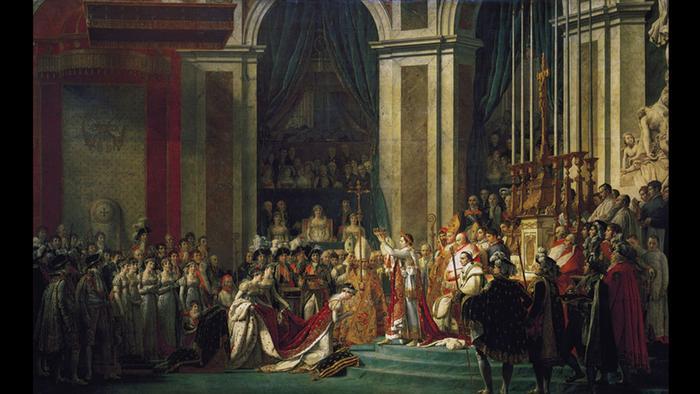 The Coronation of Napoleon