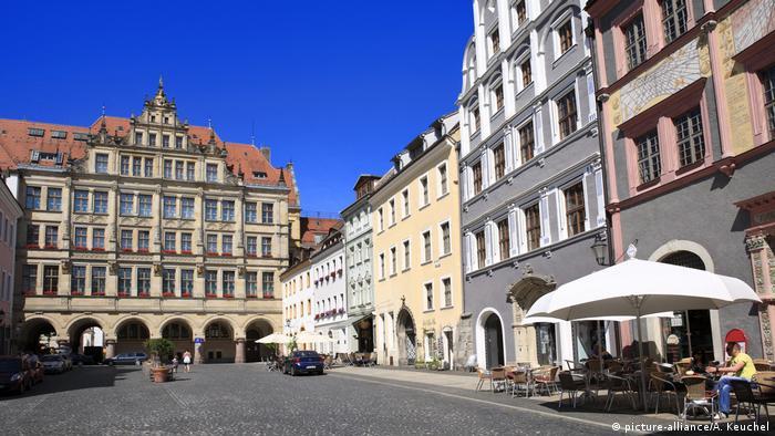 Görlitz market square