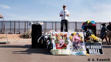 USA Mexiko Protest gegen Grenzmauer