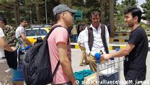 Afghanistan | Abschiebung nach Afghanistan
