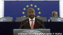 Frankreich | Angolas Präsident Joao Lourenco im Europaparlament
