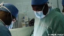 Ärztemangel Ghana
