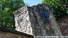 Lettland Denkmal Alte Choral-Synagoge Riga