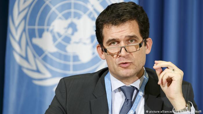 UN-Sonderberichterstatter zu Folter Nils Melzer