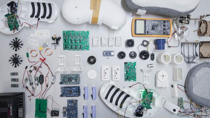 Technology behind the sleep robot