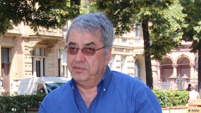 Mohammad Reza Nikfar (Nikfar)