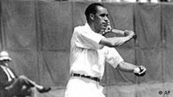 1920s American tennis idol Bill Tilden