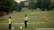 Großbritannien Vergiftungen in Wiltshire