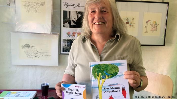 Kinderbuchautorin und Illustratorin Elizabeth Shaw (1920-1992)