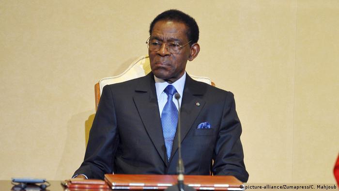 Teodoro Obiang, Präsident Äquatorialguinea