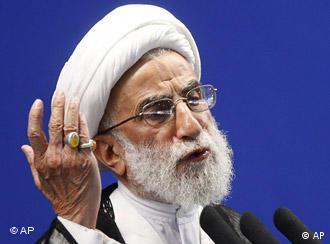 جنتی امام جمعه موقت تهران، تشویق به اعدامهای بیشتر