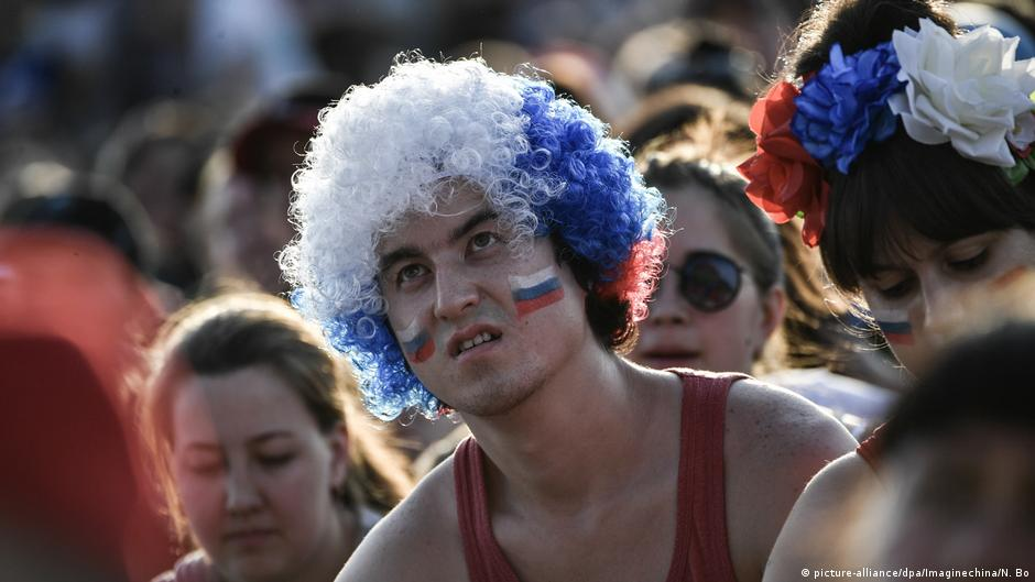 Russland hat den WM-Blues